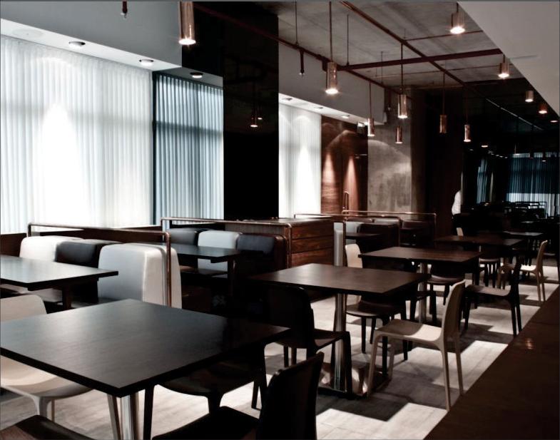 Showroom - Nhà hàng - Khách sạn